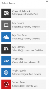 Microsoft classroom